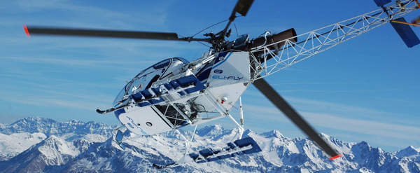 Airbus Helicopters SA315B Lama | Elicottero EliFly