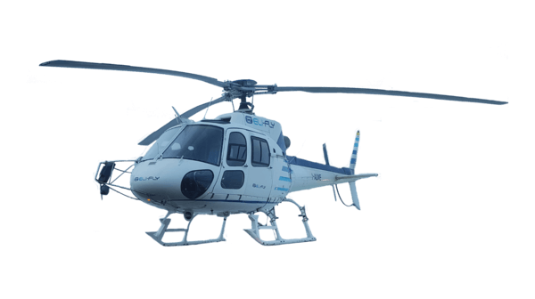 Airbus Helicopters AS350B2 (H125) Ecureuil | Elicottero EliFly